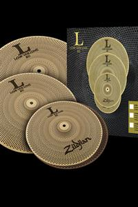 Zildjian Pack Low Volume 468 - 18