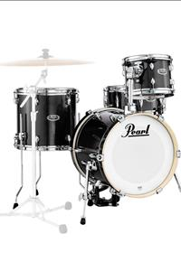 Pearl Midtown Black Sparkle 16