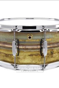 Ludwig Raw Brass Phonic 14x6.5