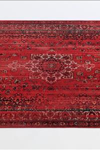 Tapete DrumNbase Vintage Persian Red