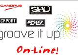Groove It Up On-Line!